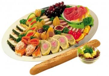 Gourmet-Platte