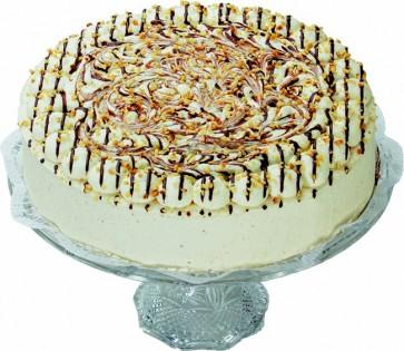 Nuß-Sahne-Torte