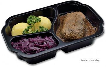 Lunch 1: Klassische Rinderroulade