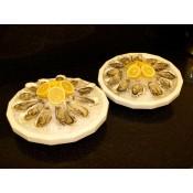 2 Dutzend Austern auf Eis