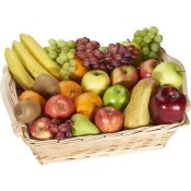 Bunter Obstkorb