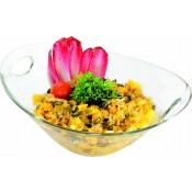Kürbis-Grünkern-Salat (kl.Sch.)