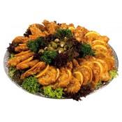 Kleine Putenschnitzel mit Mandeln