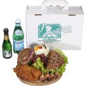Lunchpaket Gourmet ohne Sekt