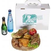 Lunchpaket mediterran ohne Sekt