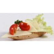 mit spanischem Manchego-Käse (CSv)