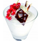 Mousse Stracciatella (Portion)