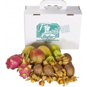 Obst-Box exotic