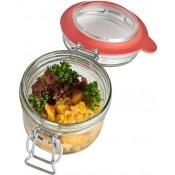 Kürbis-Grünkern-Salat (Portion)
