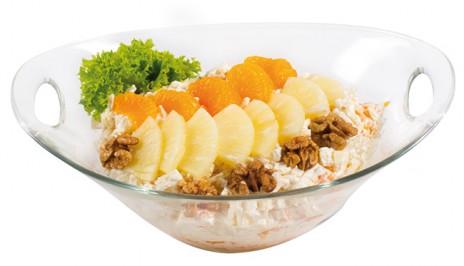 Salat nach Waldorf-Art (gr.Sch.)